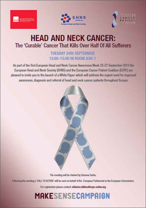 Time to Address Head and Neck Cancer: The 'Curable' Cancer That ...
